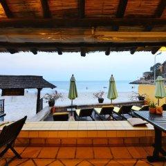 Отель Supatra Hua Hin Resort пляж
