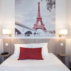 Hotel Saphir Grenelle комната для гостей фото 3