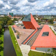 Отель Bonum Польша, Гданьск - 4 отзыва об отеле, цены и фото номеров - забронировать отель Bonum онлайн бассейн