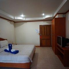 Апартаменты Mala Apartment пляж Ката комната для гостей фото 3