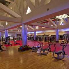 Hilton Hotel And Convention Centre Варшава фитнесс-зал фото 3