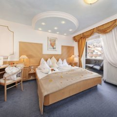 Wellness Parc Hotel Ruipacherhof Тироло комната для гостей фото 16