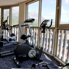 Отель Botanik Magic Dream Resort фитнесс-зал