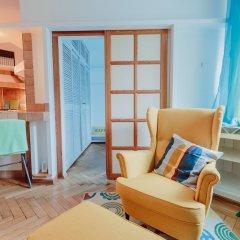 Апартаменты Heart of Warsaw II apartment комната для гостей фото 3