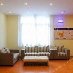 Отель 7 Days Inn (Guangzhou Panyu Changlong South High-speed Railway Station) интерьер отеля фото 3