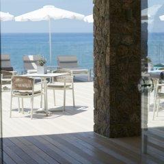 Отель Pelekas Beach (side Sea View - Half Board) Греция, Корфу - отзывы, цены и фото номеров - забронировать отель Pelekas Beach (side Sea View - Half Board) онлайн фитнесс-зал фото 2