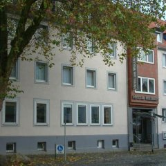 Отель CVJM Hotel am Wollmarkt Германия, Брауншвейг - отзывы, цены и фото номеров - забронировать отель CVJM Hotel am Wollmarkt онлайн с домашними животными