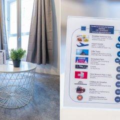 Отель WS Hôtel de Ville – Le Marais Франция, Париж - отзывы, цены и фото номеров - забронировать отель WS Hôtel de Ville – Le Marais онлайн парковка