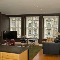 Апартаменты Greyfriars Apartments интерьер отеля