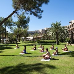 Crystal Tat Beach Golf Resort & Spa Турция, Белек - 1 отзыв об отеле, цены и фото номеров - забронировать отель Crystal Tat Beach Golf Resort & Spa онлайн фитнесс-зал фото 2