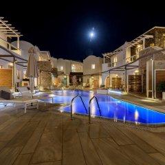 Отель La Mer Deluxe Hotel & Spa - Adults only Греция, Остров Санторини - отзывы, цены и фото номеров - забронировать отель La Mer Deluxe Hotel & Spa - Adults only онлайн бассейн фото 3