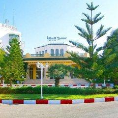 Отель Soviva Resort парковка