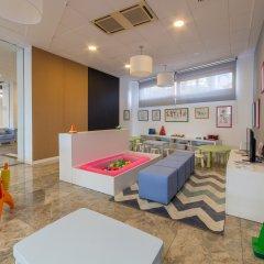 Отель Sandos Benidorm Suites Испания, Бенидорм - отзывы, цены и фото номеров - забронировать отель Sandos Benidorm Suites онлайн комната для гостей фото 3