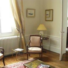 Отель La Maison de Saumur Франция, Сомюр - отзывы, цены и фото номеров - забронировать отель La Maison de Saumur онлайн комната для гостей фото 3
