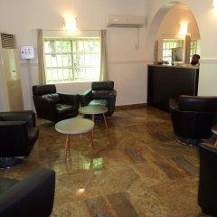 Nordic Residence Hotel Abuja интерьер отеля