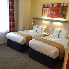 Отель Holiday Inn Express Edinburgh City Centre Эдинбург детские мероприятия