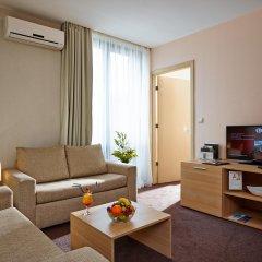 Отель Lucky Bansko Aparthotel SPA & Relax Болгария, Банско - отзывы, цены и фото номеров - забронировать отель Lucky Bansko Aparthotel SPA & Relax онлайн комната для гостей фото 3