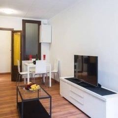 Апартаменты Amazing Luxury Apartment in Barcelona комната для гостей фото 4
