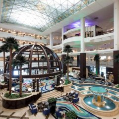 Отель Roda Al Bustan развлечения