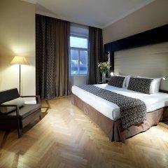 Отель Eurostars Thalia Чехия, Прага - 7 отзывов об отеле, цены и фото номеров - забронировать отель Eurostars Thalia онлайн комната для гостей фото 3