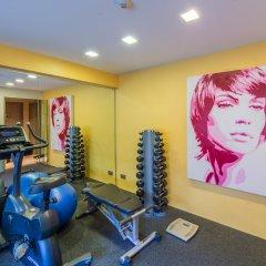 Wangz Hotel фитнесс-зал