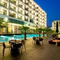 Отель Way Hotel Таиланд, Паттайя - 2 отзыва об отеле, цены и фото номеров - забронировать отель Way Hotel онлайн бассейн фото 2