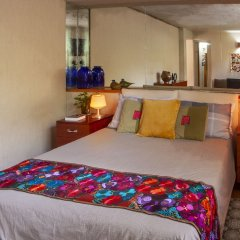 Отель Casa Habitación San Angel Мехико комната для гостей
