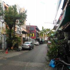 Отель The Twins Hostel Таиланд, Бангкок - отзывы, цены и фото номеров - забронировать отель The Twins Hostel онлайн парковка