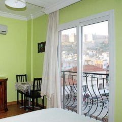 Nazar Hotel Турция, Сельчук - отзывы, цены и фото номеров - забронировать отель Nazar Hotel онлайн балкон