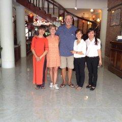 Отель Nhi Nhi Хойан помещение для мероприятий фото 2