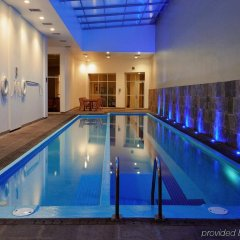 Отель Holiday Inn Express Puebla бассейн фото 4