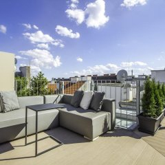 Апартаменты Abieshomes Serviced Apartments - Messe Prater бассейн