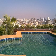 Отель Grande Ville Бангкок бассейн
