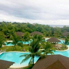 Отель Bohol Shores Филиппины, Дауис - отзывы, цены и фото номеров - забронировать отель Bohol Shores онлайн балкон