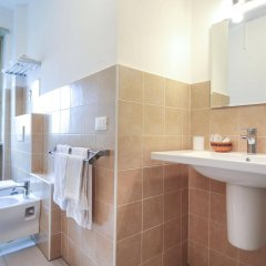 Отель Roma Италия, Аоста - отзывы, цены и фото номеров - забронировать отель Roma онлайн ванная