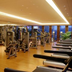 Wanda Vista Beijing Hotel фитнесс-зал фото 2