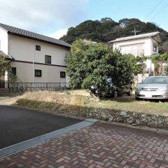 Beppu Yukemuri-no-oka Youth Hostel Беппу парковка