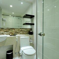 Отель The Prestige Бангкок ванная