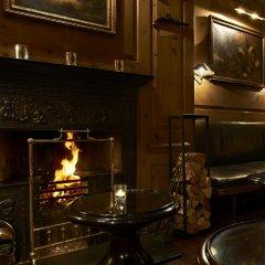 Отель DURRANTS Лондон гостиничный бар