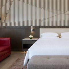 Отель Courtyard by Marriott Tianjin Hongqiao Китай, Тяньцзинь - отзывы, цены и фото номеров - забронировать отель Courtyard by Marriott Tianjin Hongqiao онлайн комната для гостей фото 2
