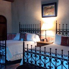 Отель Hacienda de Los Santos детские мероприятия фото 2
