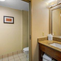 Отель Comfort Suites Manassas Battlefield Park ванная фото 2