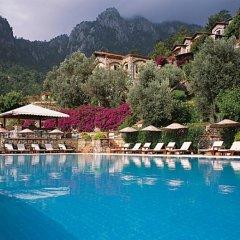 Dionysos Hotel Кумлюбюк бассейн