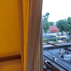 Suneta Hostel Khaosan балкон