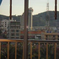 Отель G&B Guesthouse балкон