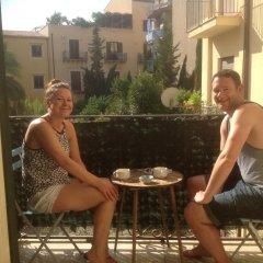 Отель B&B Domus Dei Cocchieri Италия, Палермо - отзывы, цены и фото номеров - забронировать отель B&B Domus Dei Cocchieri онлайн балкон