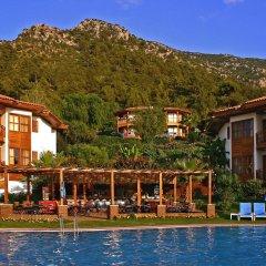 Montana Pine Resort Турция, Олудениз - 2 отзыва об отеле, цены и фото номеров - забронировать отель Montana Pine Resort - All Inclusive онлайн бассейн