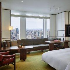 Отель Andaz Tokyo Toranomon Hills - a concept by Hyatt Япония, Токио - 1 отзыв об отеле, цены и фото номеров - забронировать отель Andaz Tokyo Toranomon Hills - a concept by Hyatt онлайн комната для гостей