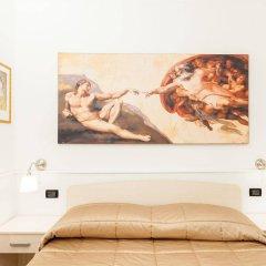 Отель Almes Roma B&B комната для гостей фото 3