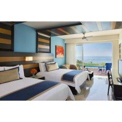 Отель Secrets Huatulco Resort & Spa 4* Полулюкс с двуспальной кроватью
